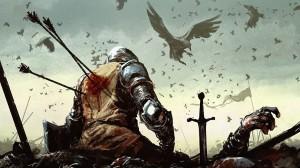 рыцарь-смерть-вороны-битва-213262