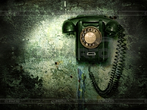 3381545-old-phone-on-destroyed-wall